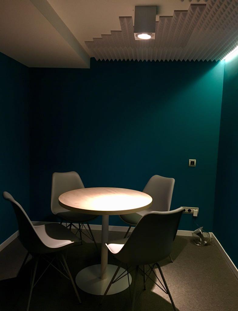 Breakers Hub - Box Azul